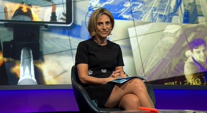 Emily Maitlis Booking Agent