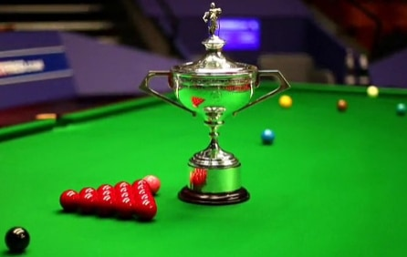 World Snooker Championship 2014
