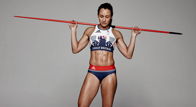 Book jessica ennis hill