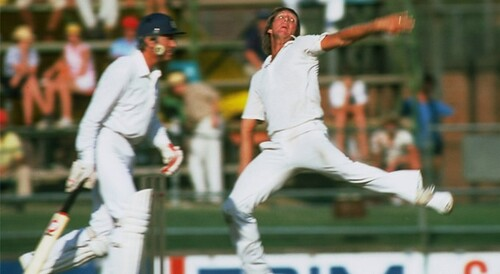 Jeff Thomson | One Of Cricket's Fastest Bowlers | Booking Agent