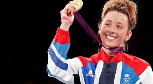 Jade Jones MBE