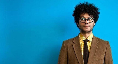 Book Richard Ayoade Hilarious Comedy Actor Booking Agent